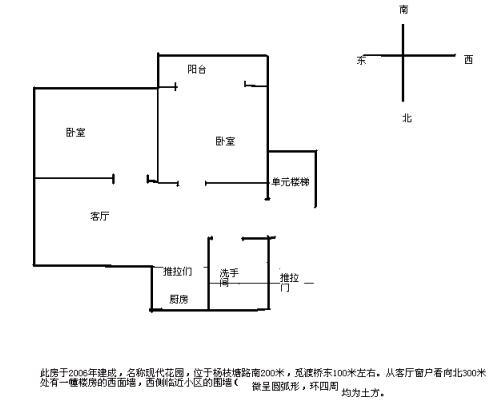 070312 杨枝塘新时代花园看宅笔记