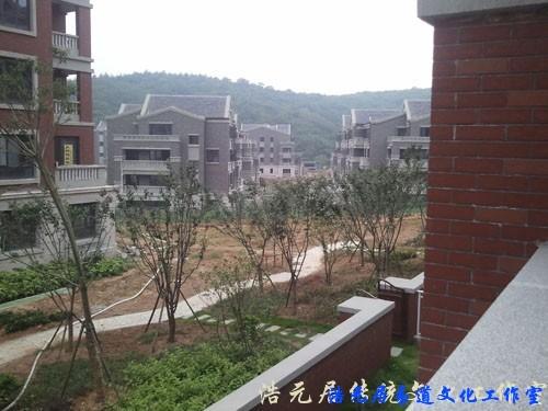 南京风水勘验实例 : 周总钟鼎山庄
