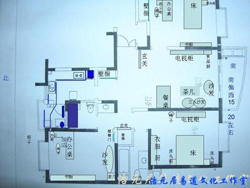 上海风水案例