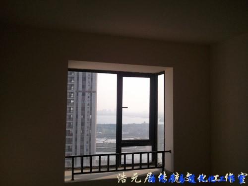 南京风水师苏州案例 窗外景色