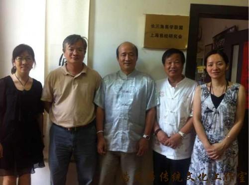 两岸易学发展合作研讨于上海召开