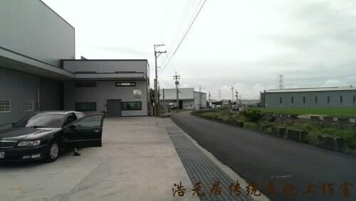 台中勘测机械工厂风水