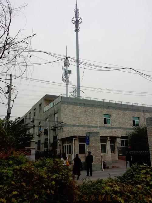 黄老师为南京某厂区厂房风水规划