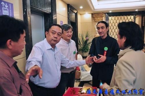 苏州风水大师为长三角易学大会外语翻译