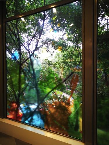 新型窗花化解临窗之险