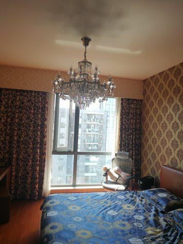 江苏风水大师龙德说床上吊灯的风水